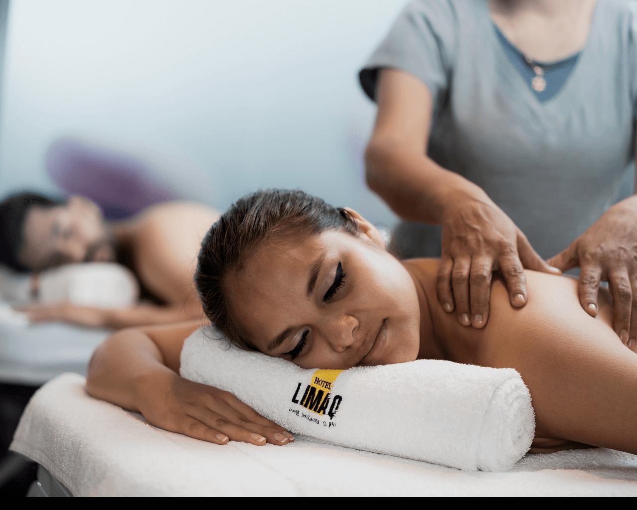 Spa relax in hotel callao