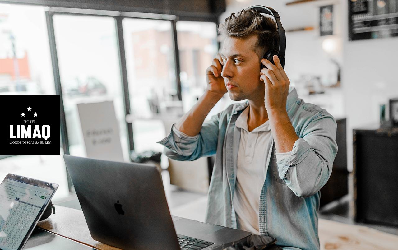 Cinco consejos para hacer videollamadas de trabajo exitosas